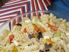 Американський вермішелевий салат