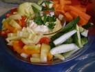 «Асорті» овочевий салат