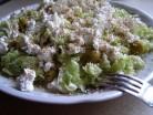 """Салат """"Улюблений"""" з оливками і Фетом"""