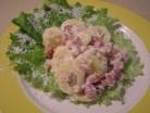 Салат з бананами «Чунга чанга»