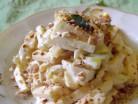 Сирний салат «Бранденбурзький» з грушею