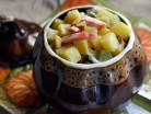 Салат картопляний по-селянськи