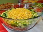 Мексиканський овочевий салат